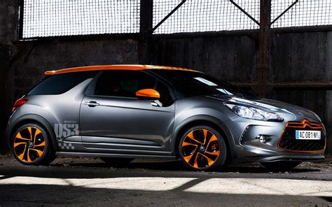 Citroen Sports Car by Citroen Sports Cars 5 Widescreen Wallpaper