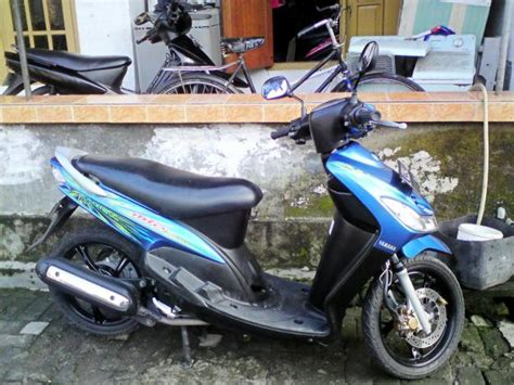 Striping Mio Sporty 2009 Biru yamaha mio sporty cw thn 2008 for sale surabaya indonesia free classifieds muamat