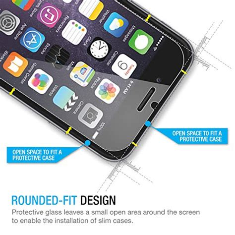 Ready Cover Curve Tempered Glass 3d 4d Iphone 8 8 Plus iphone 7 plus screen protector maxboost 2 pack tempered