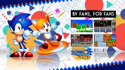 sonic fan games hq sonic 2 hd demo 2 0 sonic fan games hq