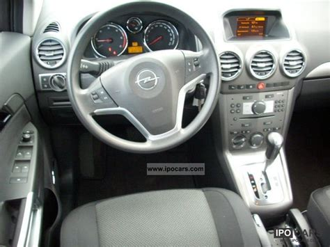 opel antara 2008 interior 2008 opel antara photos informations articles