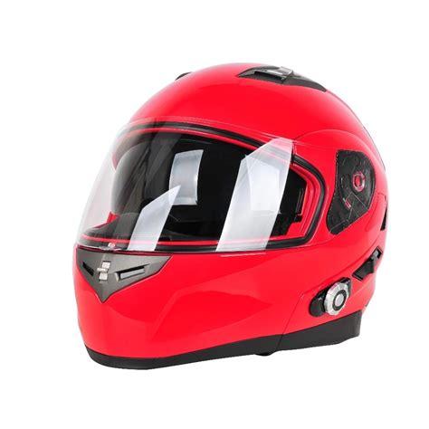 renkli motosiklet kask bluetooth ile bluetooth interkom