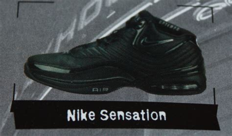 nike basketball shoes 2003 nike air sensation basketball shoe 2003 defy new york