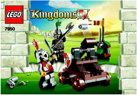 Lego Castle 7950 Knights Showdown lego knights showdown 7950 knights kingdom