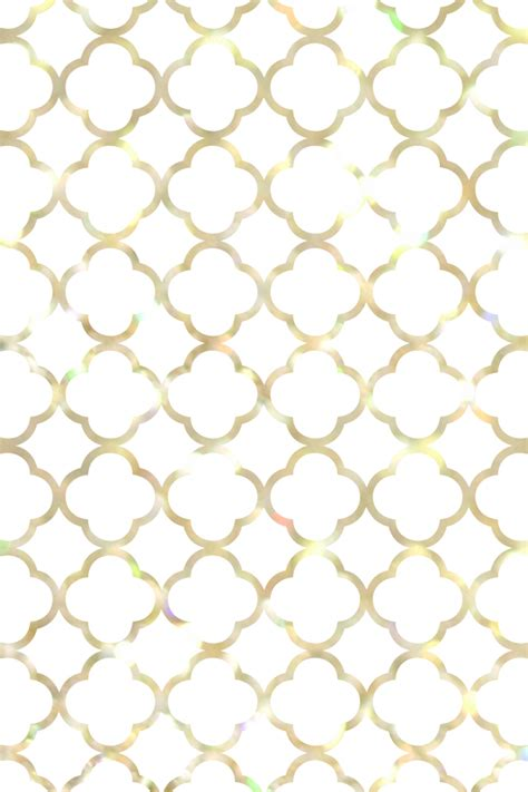 Gold Quatrefoil Wallpaper | quatrefoil phone backgrounds pinterest