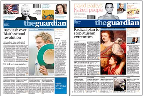Layout Of Guardian Newspaper | south london shout a2 media november 2010
