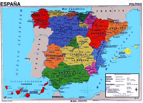 Search Spain Spain Maps And Search On