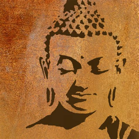 painting stencils for wall art buddha stencil home wall decor art craft paint reusable