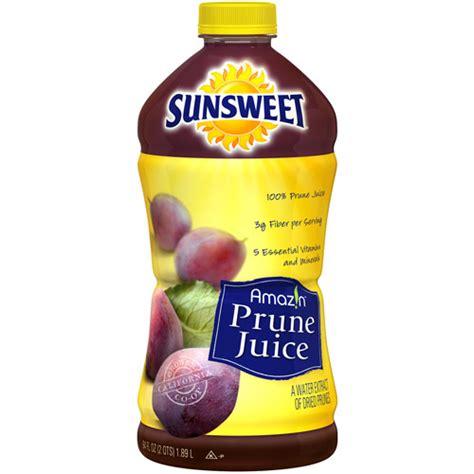 Plumb Juice by Sunsweet Prune Juice 64 Fl Oz Walmart