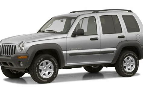 2002 Jeep Liberty Photos Informations Articles