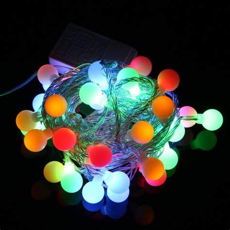aliexpress com buy 4pcs 100led 10m christmas led globe