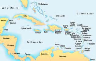 map of america and caribbean islands kombinera mera abc islands ab