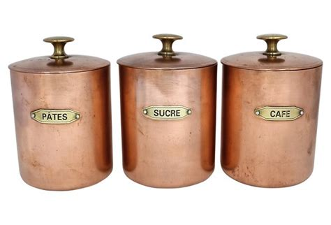 copper kitchen canisters 100 images hammered copper