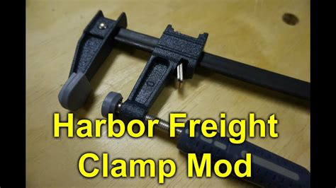 harbor freight  festool screwtable clamp hack youtube