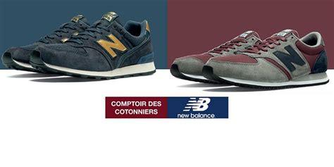comptoir des cotonniers x new balance collection automne