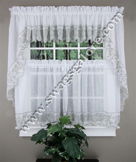 sage kitchen curtains brittany tier swags sage lorraine country kitchen curtains