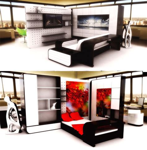 space saving interior design modular interior designs with space saving partitions