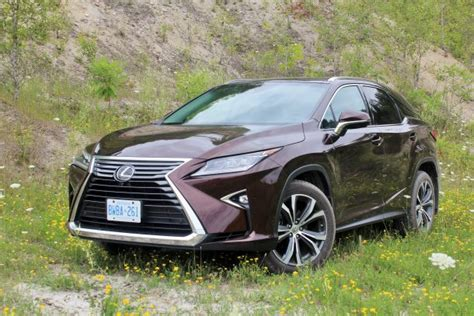 Lexus Rx 350 Awd Review by 2016 Lexus Rx 350 Awd Review Tradition In Disguise The