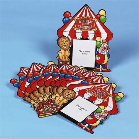 Carnival Gift Card Discount - big top carnival photo cards 12 per unit health care stuffs