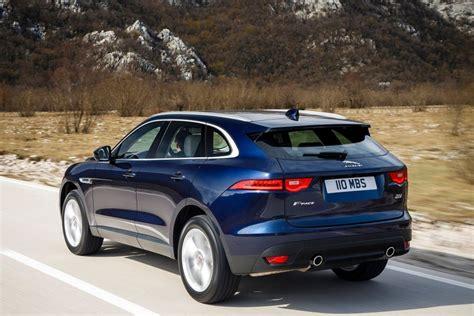 Jaguar F Pace Diesel Fuel Economy by Jaguar F Pace Diesel Estate 2 0d 163 R Sport 5dr Leasing