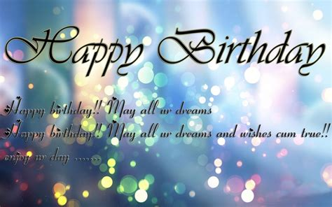 Happy Birthday Wish For Top 100 Happy Birthday Sms Wishes Quotes Text Messages
