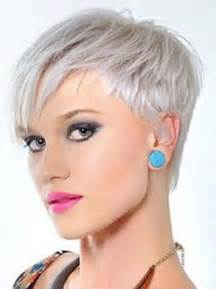 Pixie cut with blunt bangs lovely and stylish pixie cut