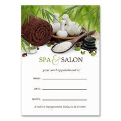 salon appointment cards template 1000 images about salon appointment cards on