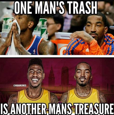Jr Smith Meme - jr smith jabs knicks after advancing to conference finals