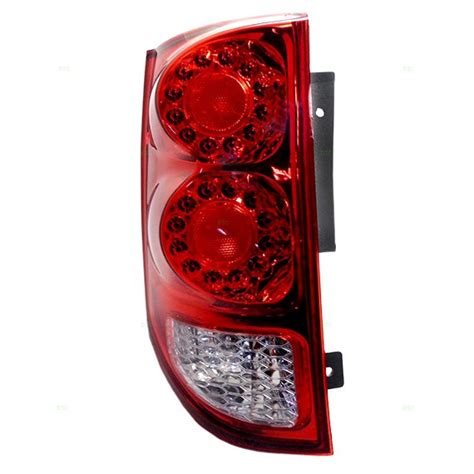 2014 dodge caravan tail light cover dodge caravan tail light assembly at monster auto parts
