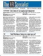 hr newsletter template the hr specialist