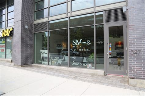 list of hair salon in sm north sm beauty