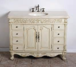 the reason to choose traditional bathroom vanity