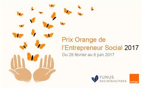 orange si鑒e social etes vous entrepreneur entrez dans la comp 233 tition orange