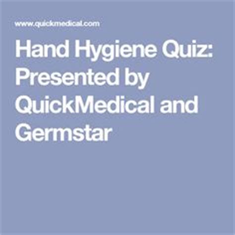 printable handwashing quiz germs is everywhere and one way to help stop the spread