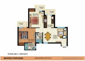 2 Bhk Plan 3 bhk house 3d joy studio design gallery best design