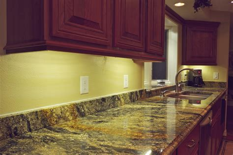 Kitchen Cabinet Led Lighting Cabinet Lighting Options Designwalls