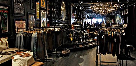 store new york varvatos soho one of the best concept stores shops