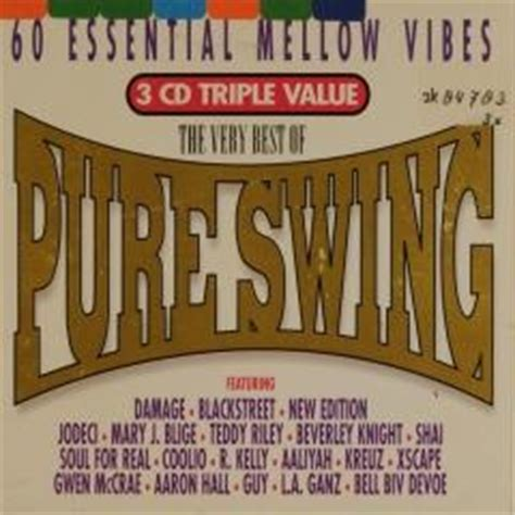 pure swing 3 the very best of pure swing 3 muziekweb
