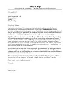 winning cover letter sles exle of winning cover letters jianbochen