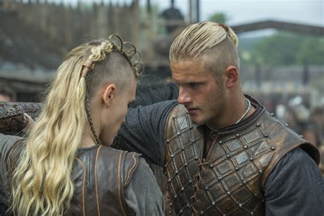 vikings history channel ragnar hair vikings season 3 3x01 stills vikings tv series