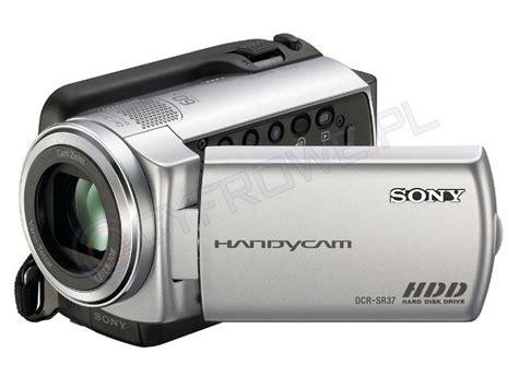 Kamera Sony Carl Zeiss Vario Tessar sony dcr sr37e kamera cyfrowa interaktywnie