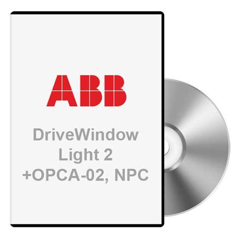 light show programming software abb drivewindow light 2 programming software kit for