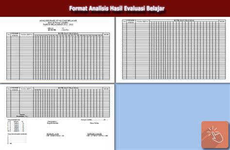 format analisis artikel format analisis hasil evaluasi belajar blog wiki edukasi