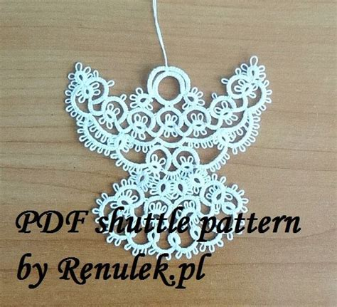 etsy tatting pattern 37 best renulek tatting pattern images on pinterest