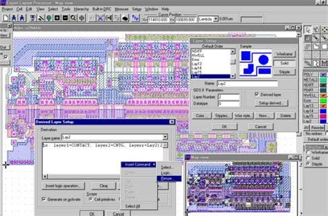 layout editor definition silvaco expert pc nt layout editor recent significant