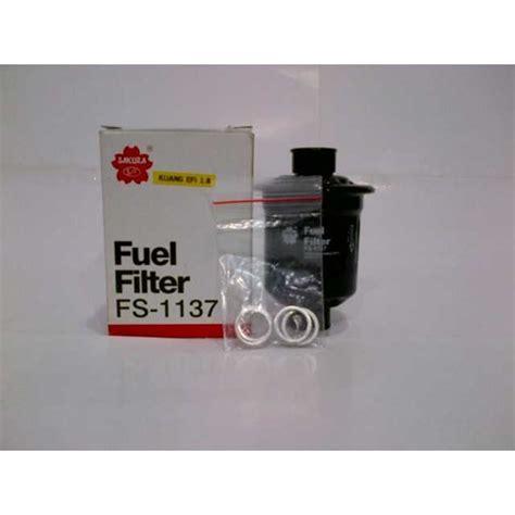 Filter Udara Kijang 1 8 Efi Diesel By Denso Murah jual filter bensin fs 1137 t kijang efi 1 8 oleh h1 grand auto di tangerang