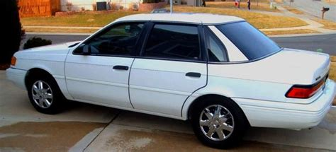 1993 ford tempo information and photos zombiedrive painkiller87 1993 ford tempo specs photos modification info at cardomain