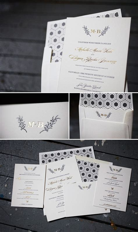 Editor's Pick: Top Wedding Invitation Designs   Beautiful