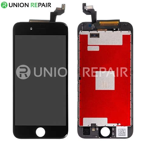 replacement for iphone 6s plus lcd screen and digitizer assembly black