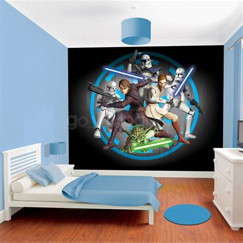 star wallpaper bedrooms star wars room wallpaper wallpapersafari